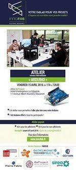 INNOFAB organise le vendredi 15 avril... - Castres-Mazamet Technopole | Facebook | Le Bassin de Castres-Mazamet | Scoop.it