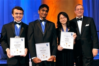Intel Talent Search Winners Succeeded by Pursuing their Passions | Curious Minds | Scoop.it