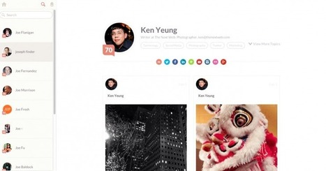 Klout Evolves Into A Content Creation Platform | Social Media Bites! | Scoop.it