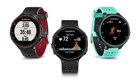 Garmin Tips 3 New Forerunner Running Watches | Wearable Tech and the Internet of Things (Iot) | Scoop.it
