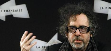 Tim Burton présente ses dessins à Paris - France Soir | dessin | Scoop.it