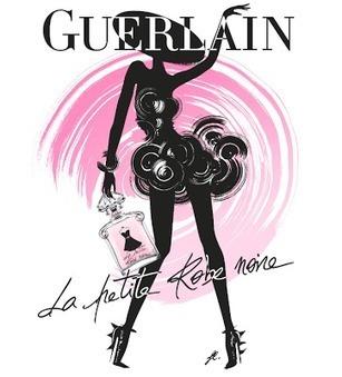 Beauty Boudoir: Guerlain La Petite Robe Noire EDT - a captivating cocktail | Beauty & Fashion Blogs | Scoop.it