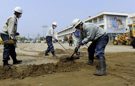 A Koriyama, le péril invisible   leJDD.fr   Japon : séisme, tsunami & conséquences   Scoop.it