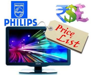Philips LCD TV Price List in India 2013 | Philips LCD TV Price | Shopping | Scoop.it
