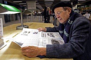 Les bibliothèques, plus populaires que jamais | Benjamin Shingler | Livres | Bibliothèque et Techno | Scoop.it