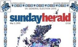 Sunday Herald's sales rise 15%, powered by support for SNP at general election   My Scotland   Scoop.it