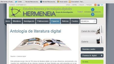 Literatura electrónica: Transmedia y nuevos lectores | Los Storytellers | Scoop.it