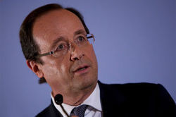 "François Hollande au chevet des acteurs des ""cleantechs"" 