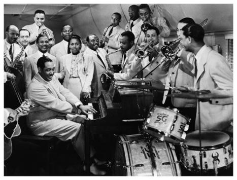 """""""The Sacred Concert"""" de Duke Ellington en el Festival de Jazz de Valencia   El diablo toca el saxo   Scoop.it"""
