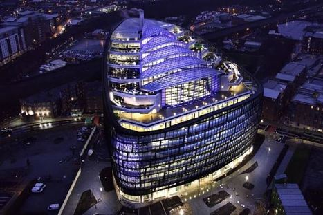 CO-OP building scores record 95% for sustainability | The Architecture of the City | Scoop.it