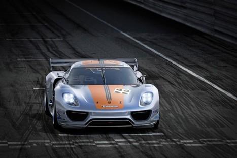 Porsche 918 RSR | Hybrid | 767 hp | Art, Design & Technology | Scoop.it