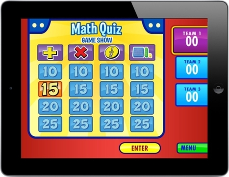 Lakeshore® Launches Game Show Apps to Help Kids Boost Math and Language Skills - AvatarGeneration | iPads 1-to-1 in the Elementary Classroom | Scoop.it