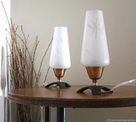 Midcentury Vintage Table Lamps | Home Decoration Ideas | Scoop.it