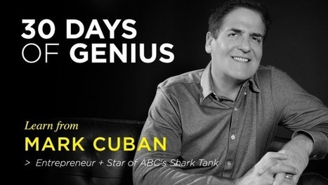 Shark Tank's Mark Cuban: The First Step is Always the Hardest | Daily Clippings | Scoop.it