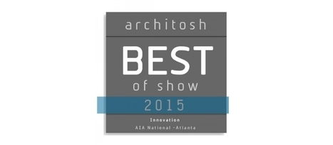 "CL3VER Wins the ""Best of Show"" Award at AIA Expo 2015 