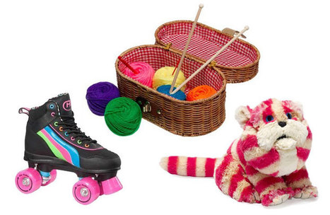 Christmas gifts for girls aged 8-11 | For Kids | Scoop.it