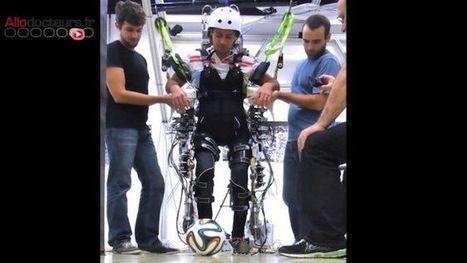Un exosquelette sensible restaure des sensations naturelles chez des paraplégiques | Aidants familiaux | Scoop.it