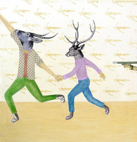 It's LIQUID International Contest   First Edition 2012 – winners ...   contemporary art uk   Scoop.it