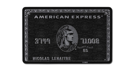 AmEx Black Card members are more likely targets for fraud | Fraud News | Scoop.it
