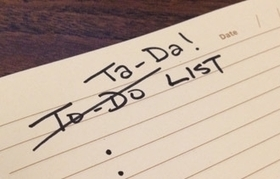 Forget Your To-Do List: The 3 Lists Every Entrepreneur Needs | Leadership Skills in A Connected World | Scoop.it