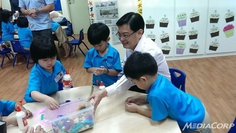 Parent engagement to be cornerstone of MOE kindergartens - Channel News Asia   Education Seminar   Scoop.it
