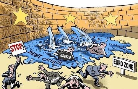 Le meilleur de l'actualité: Un vent annonciateur de faillites bancaires souffle en Europe... | Toute l'actus | Scoop.it