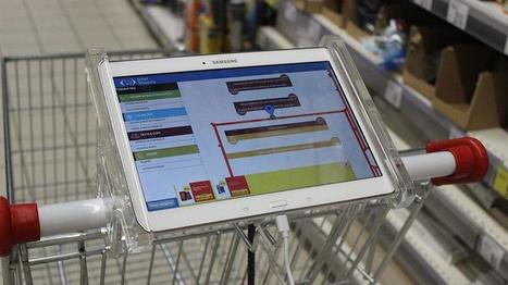 Carrefour pioneers iBeacon technology in Romania, installed in 28 hypermarkets | Mobile Technology | Scoop.it