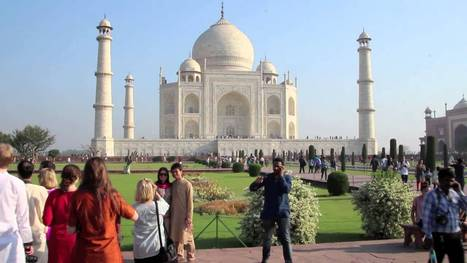 Taj Mahal Tour   An Open Eye to the Outdoor   Scoop.it