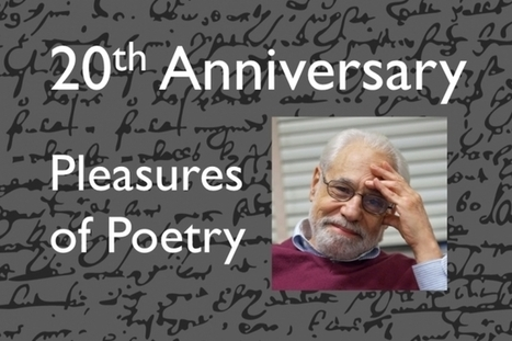 """Celebrating the """"Pleasures of Poetry"""" at MIT 