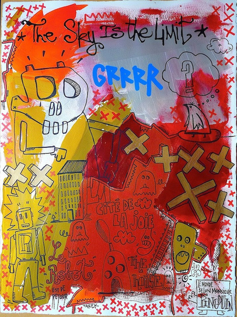 Dessins | The art of Tarek | Scoop.it
