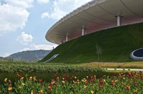 GREEN STADIUMS, Sustainability reaches sports facilities ... | Sports Facility Management | Scoop.it