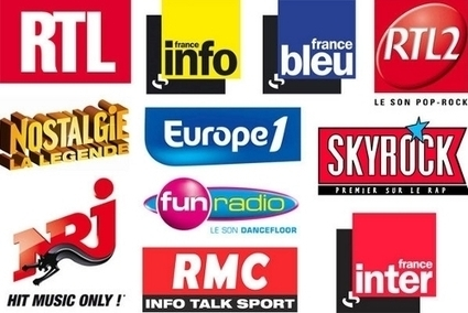 Audiences : RTL en tête, France Info dans le creux de la vague | applications mobiles & univers radiophonique | Scoop.it