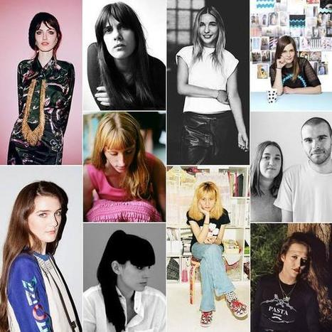 NewGen Announces the Next Big Things in British Fashion - Style.com | CLOVER ENTERPRISES ''THE ENTERTAINMENT OF CHOICE'' | Scoop.it