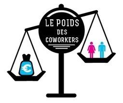 [ infographie animée ] Quel est le poids des coworkers ? | #infographie | La Reconversion des Friches Industrielles en Lieu Culturel et en Espace de Coworking | Scoop.it