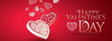 20 loving and romentic valentine's day facebook covers 2014 | Designmain.com - Design, Inspiration & Freebies | Scoop.it