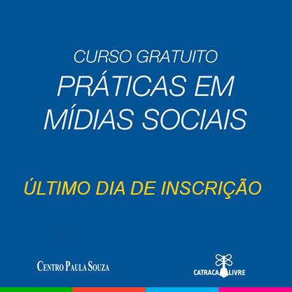 Curso Gratuito de Práticas de Mídias Sociais   Telecurso TEC   Scoop.it