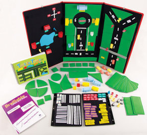 Fred's Head from APH: Tactile Town: A 3-D O&M Kit from APH   online maps   Scoop.it