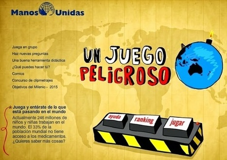 Un juego peligroso | Rincón didáctico de CCSS, Geografía e Historia | Recursos Educativos para ESO, Geografía e Historia | Scoop.it