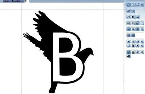 Birdfont, programa multiplataforma para crear tus propias fuentes de texto | Las TIC y la Educación | Scoop.it