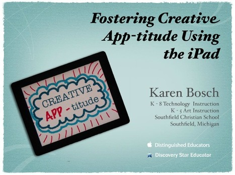 iPad Recommended Educational App Lists | Scoop.it | iPads in Education | 1:1 iPads - Technology Immersion Pilot at RHS | Scoop.it