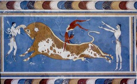 HSC Online - Bronze Age: Society in Minoan Crete | Crete. Mycenae & Homer | Scoop.it