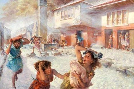 ¿Por qué murió tanta gente en Pompeya y Herculano? | Mundo Clásico | Scoop.it
