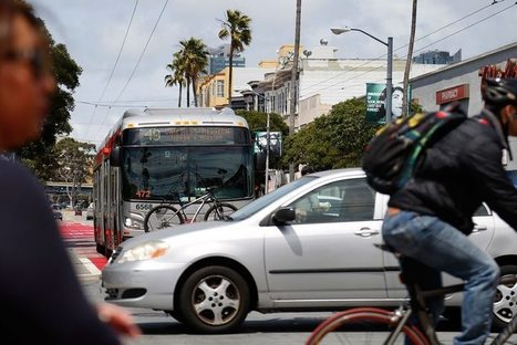 SF pitches $149 million plan to replace cars with self-driving vehicles - The San Francisco Examiner | Sustainable transportation: SEAMless mobility - Shared, Electric, Autonomous (driverless), OMNImodal mobility | Scoop.it