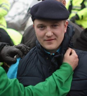 The Irish face of the English Defence League (EDL)   Politics, Liberties and Rights   Scoop.it
