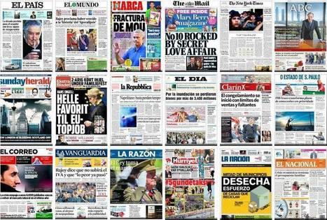 Dos sitios web para encontrar portadas en todo el mundo | History 2[+or less 3].0 | Scoop.it