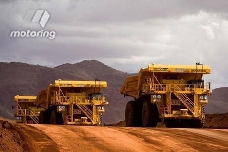 Rio Tinto boosts fleet of autonomous trucks | Mines & Quarry | Scoop.it
