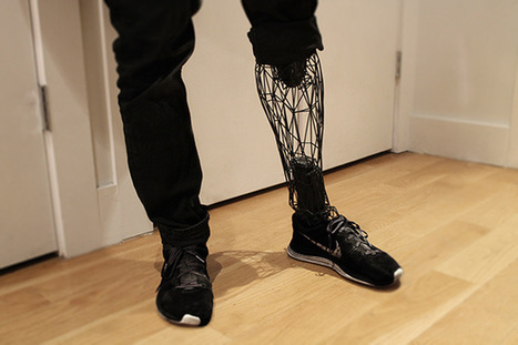 10 incredible prosthetics made with 3D printers | Smart devices and technology solutions | Scoop.it