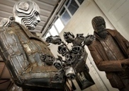 It's a 'steel' - Sculptures are part of free art show - Scarborough Today | Digital Teesside | Scoop.it