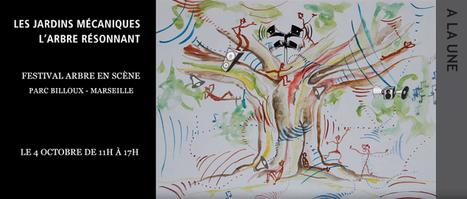 Les Jardins Mécanique II - L'Arbre Résonnant | DESARTSONNANTS - CRÉATION SONORE ET ENVIRONNEMENT - ENVIRONMENTAL SOUND ART - PAYSAGES ET ECOLOGIE SONORE | Scoop.it
