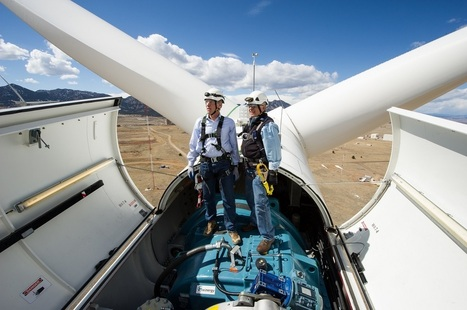 Wind Turbine Manufacturer Hiring 800 People In Colorado As Orders Pile Up | Sustain Our Earth | Scoop.it